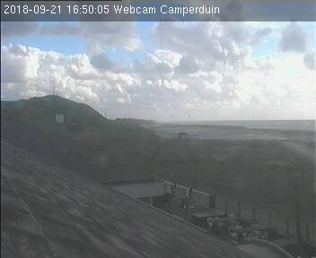 Webcam Camperduin aan Zee